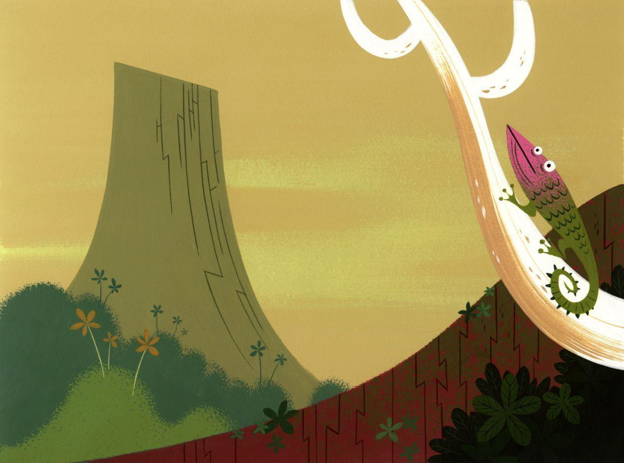 cartoon network Samurai Jack illustrator Scott Wills heyoscarwilde •