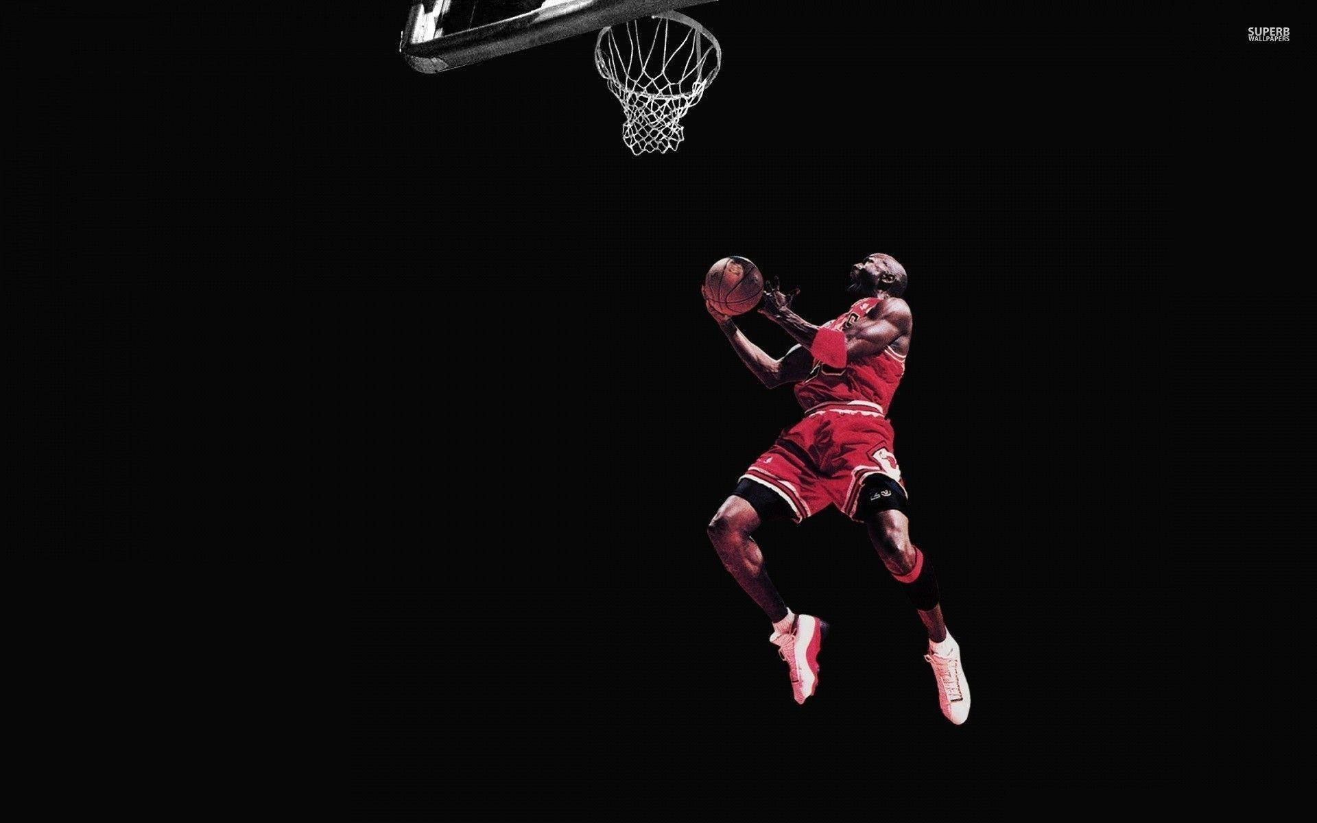 michael jordan dunk wallpapers wallpaper cave