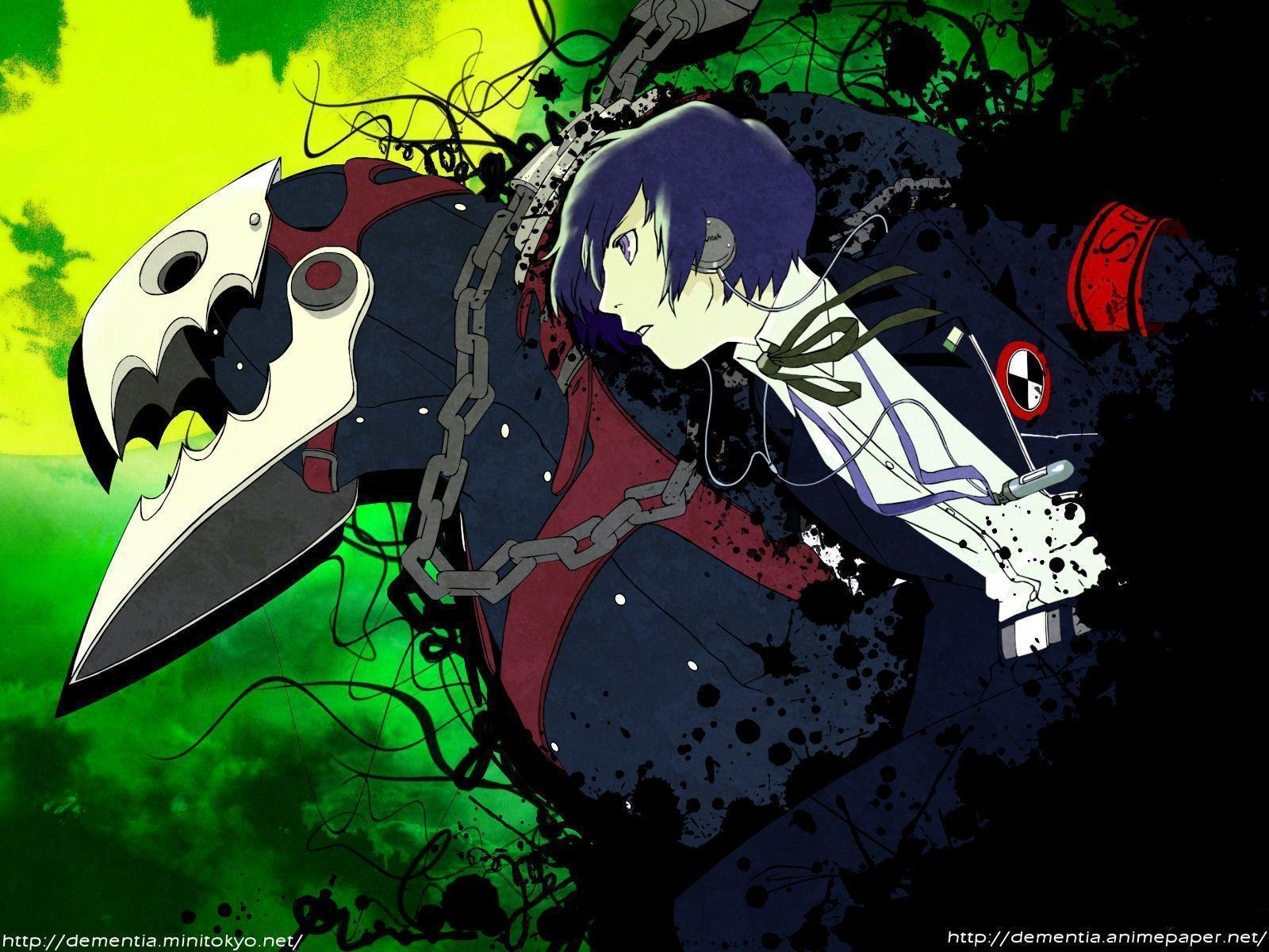 Persona3 Wallpaper 4k Thanatos: Thanatos Wallpapers