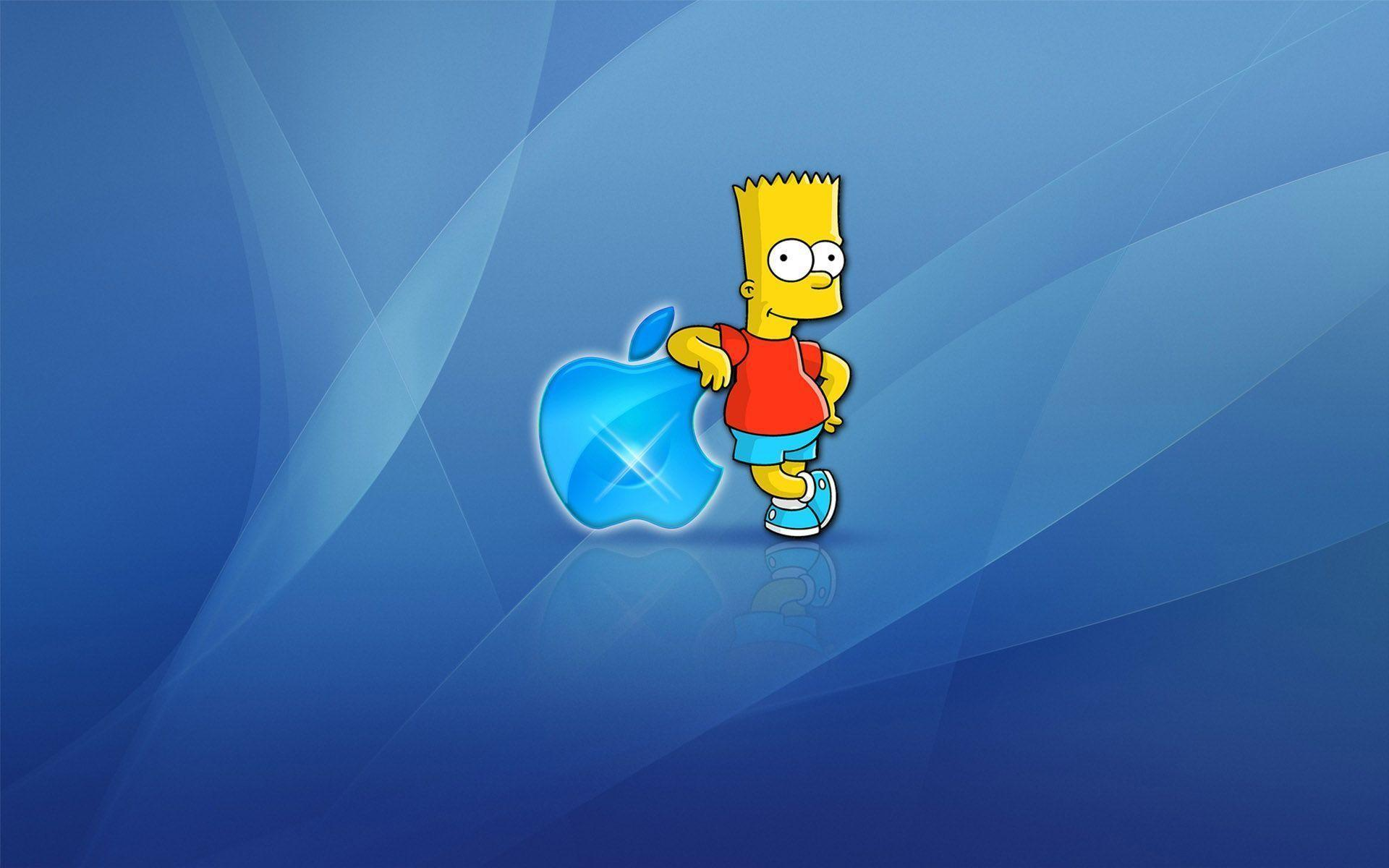 Funny mac wallpapers wallpaper cave for Immagini hd apple