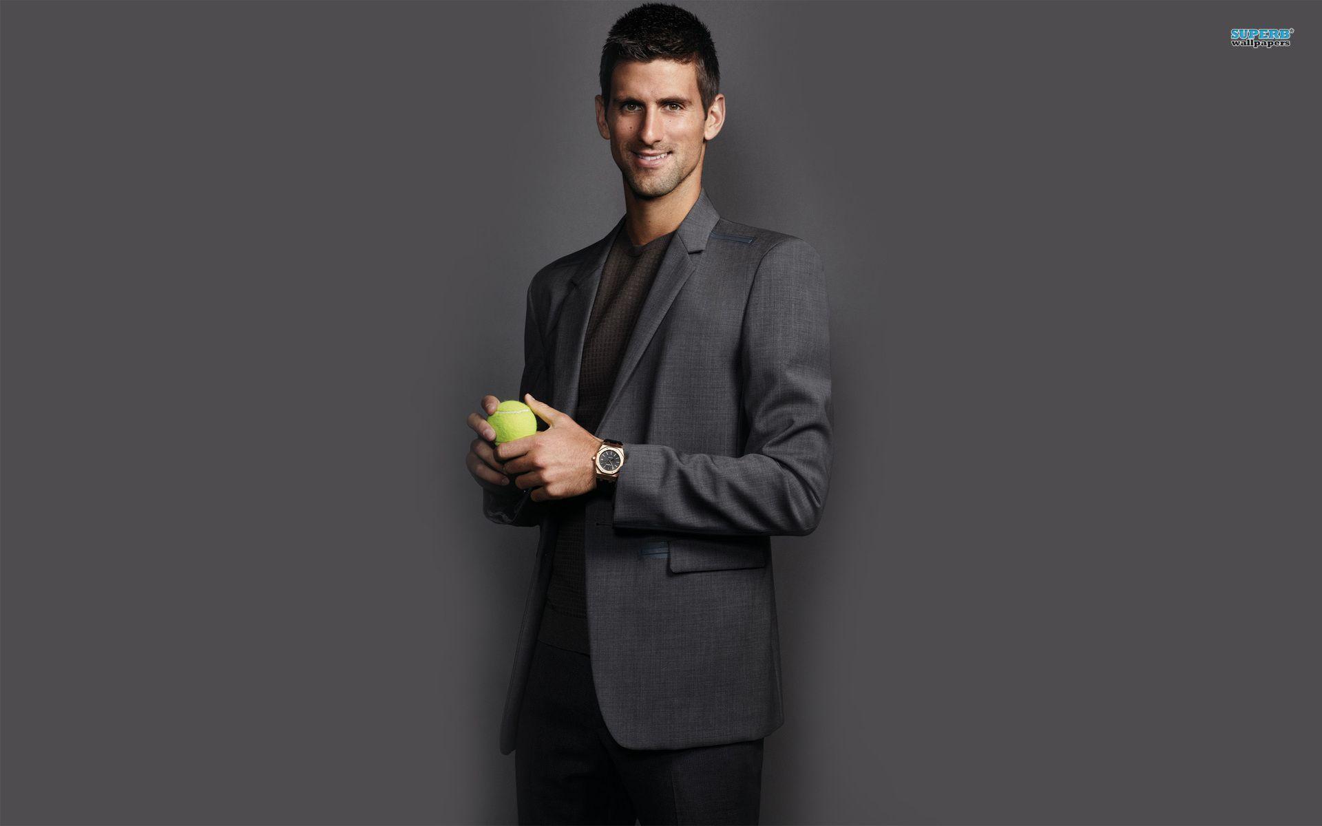 Novak Djokovic wallpaper - Sport wallpapers - #