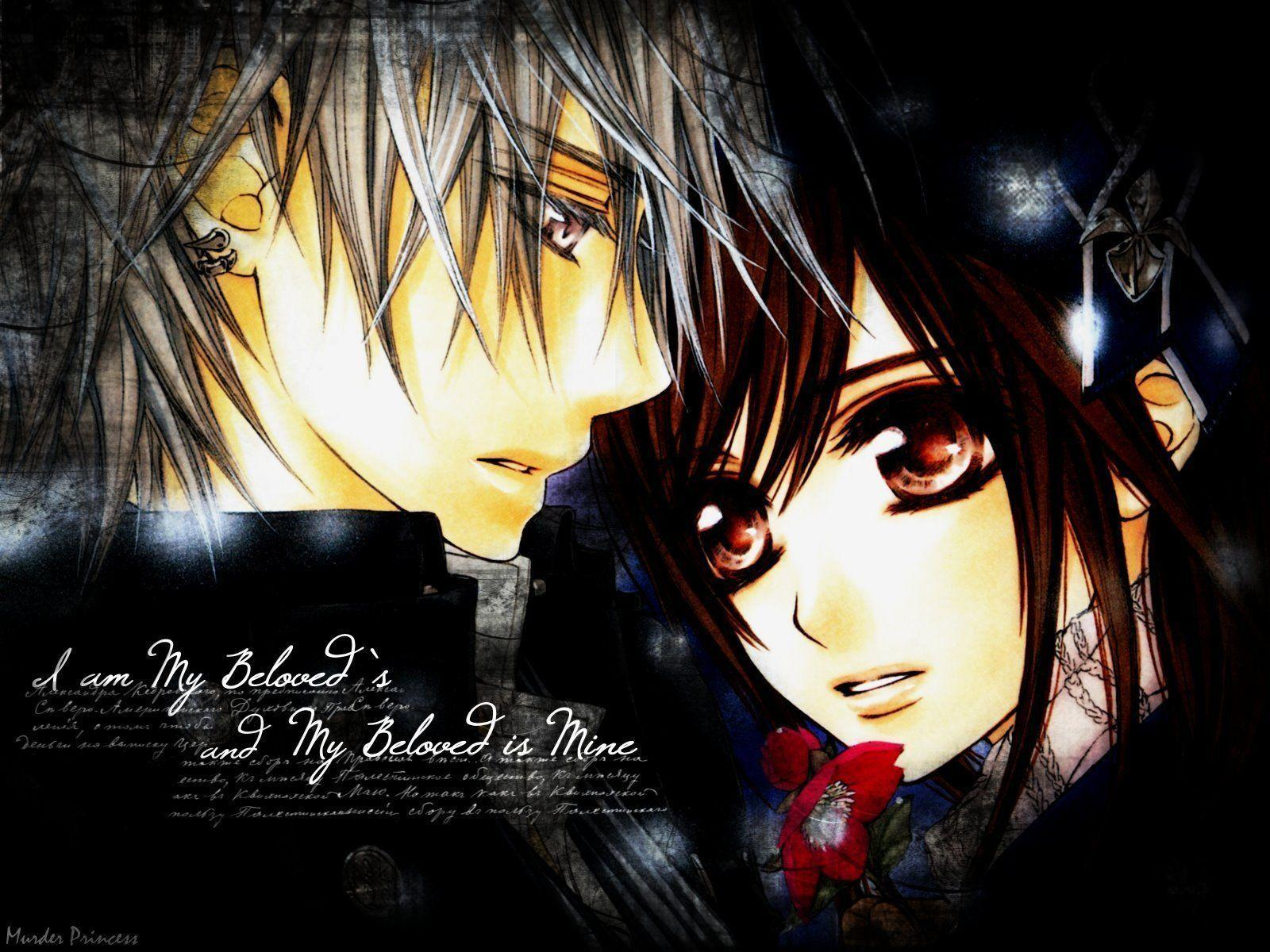 vampire knight wallpaper - photo #27