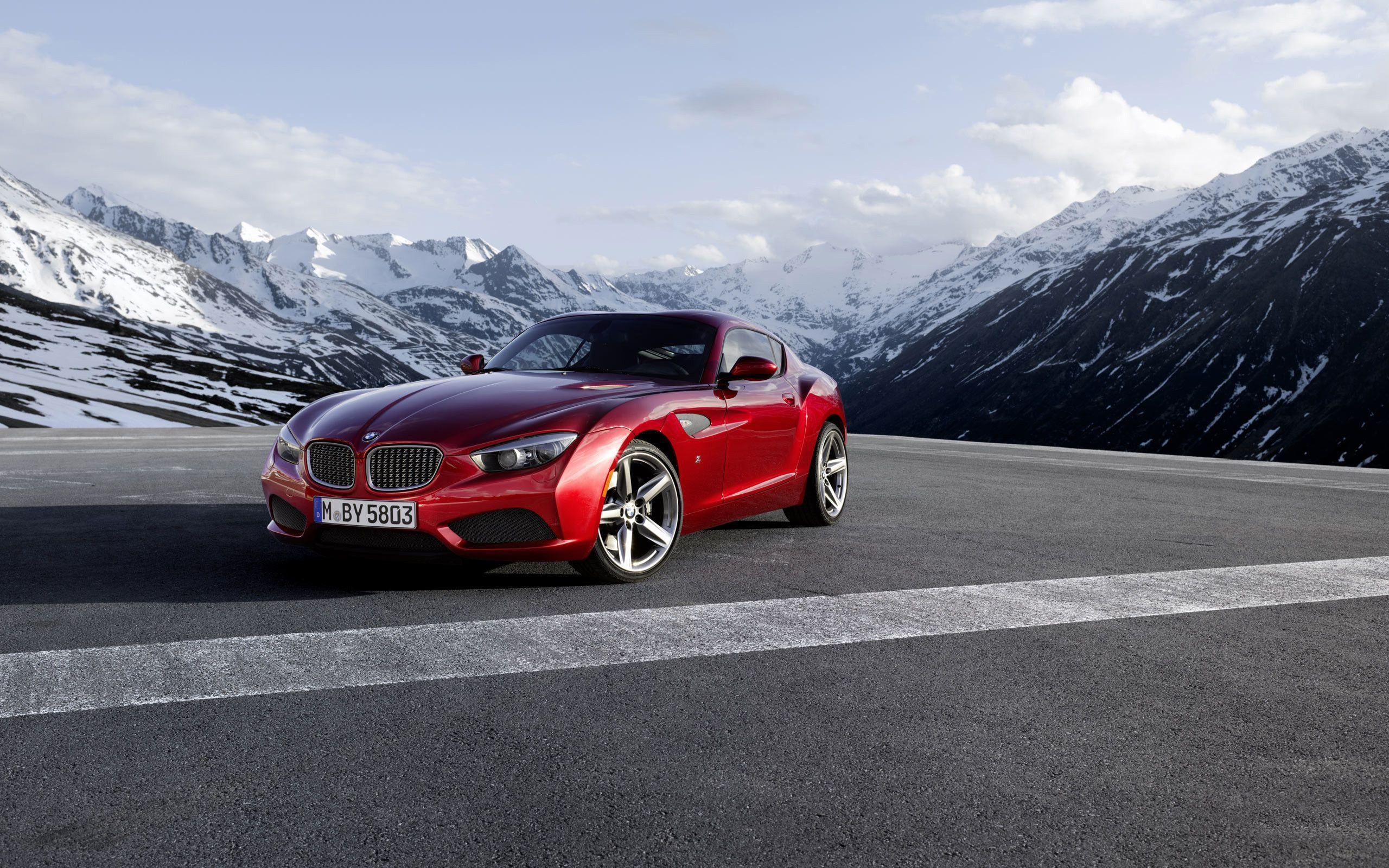 BMW Z4 Zagato 4 Wallpaper | HD Car Wallpapers
