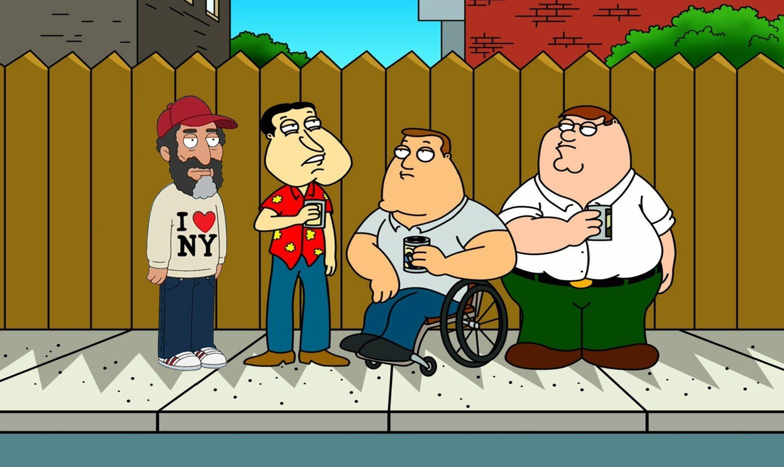 Funny Family Guy Wallpapers - Wallpaper Cave