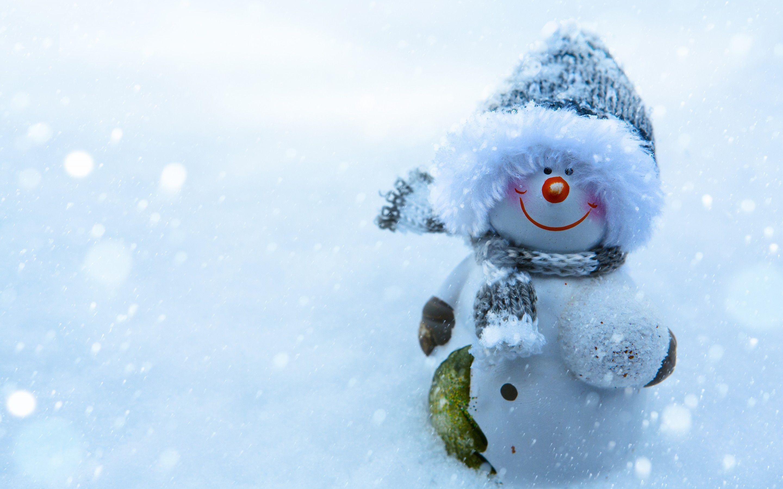 Winter Snowman Wallpapers - Wallpaper Cave