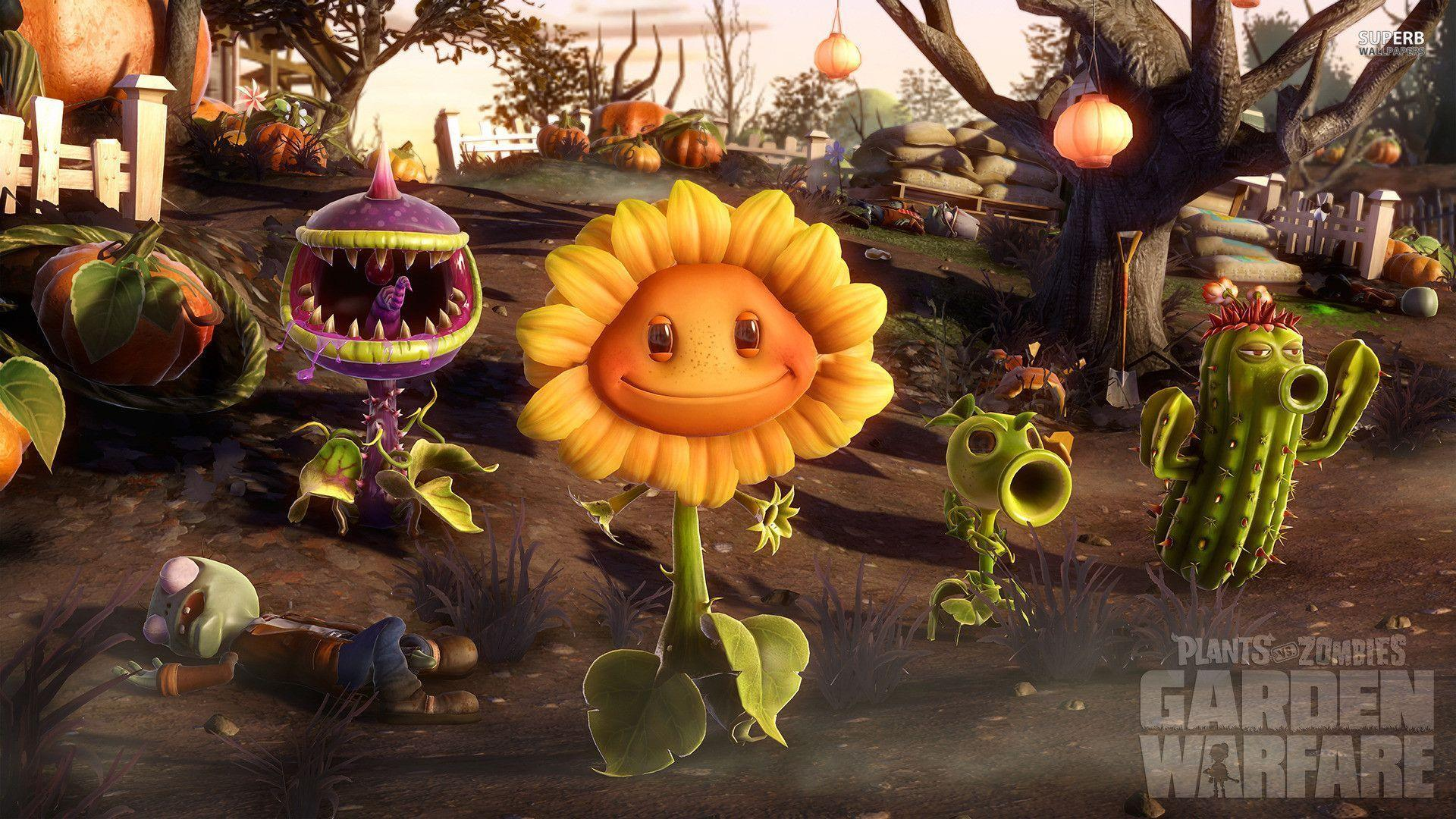 Plants Vs Zombies Wallpapers - Full HD wallpaper search