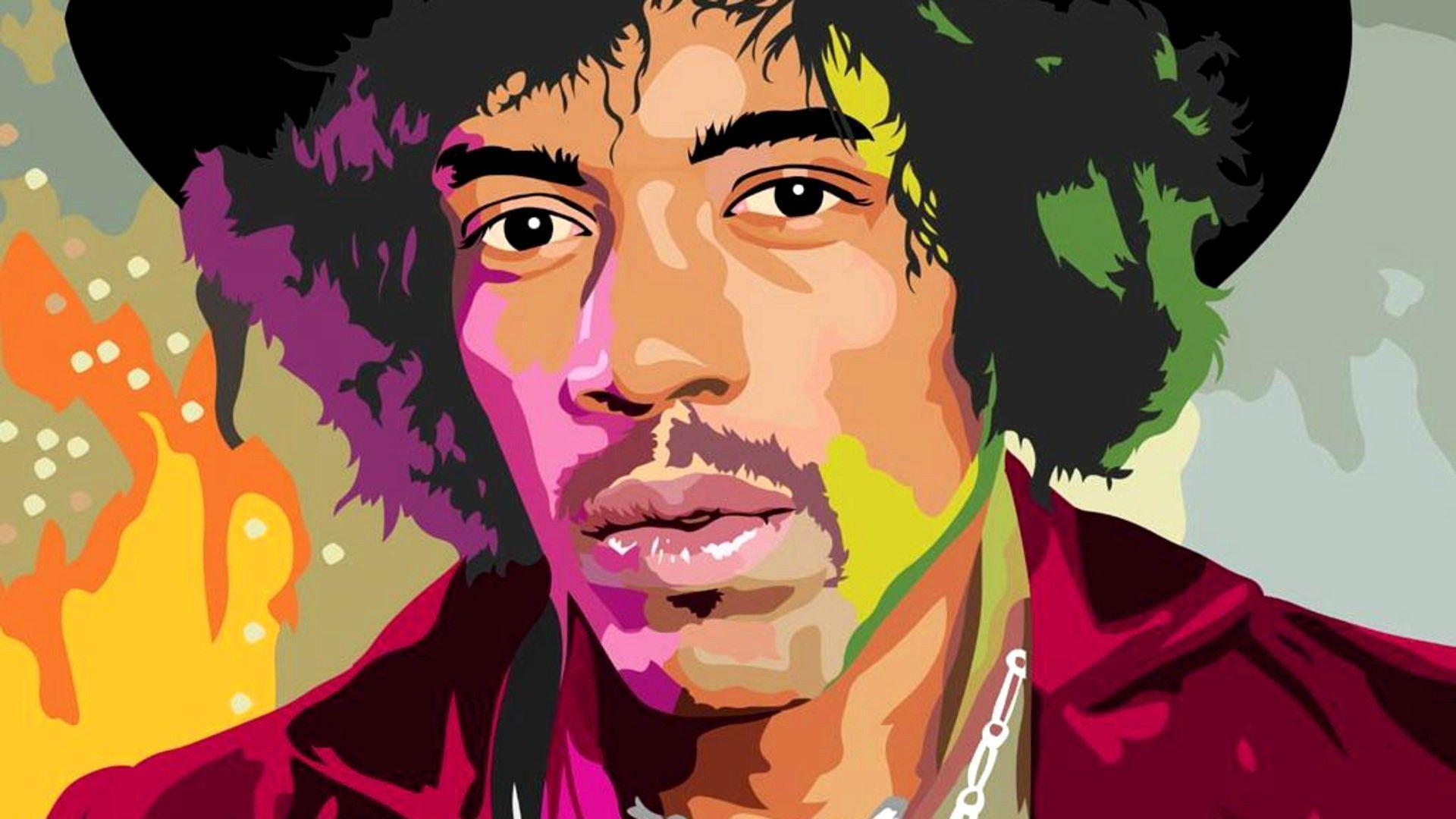 Jimi Hendrix Backgrounds - Wallpaper Cave
