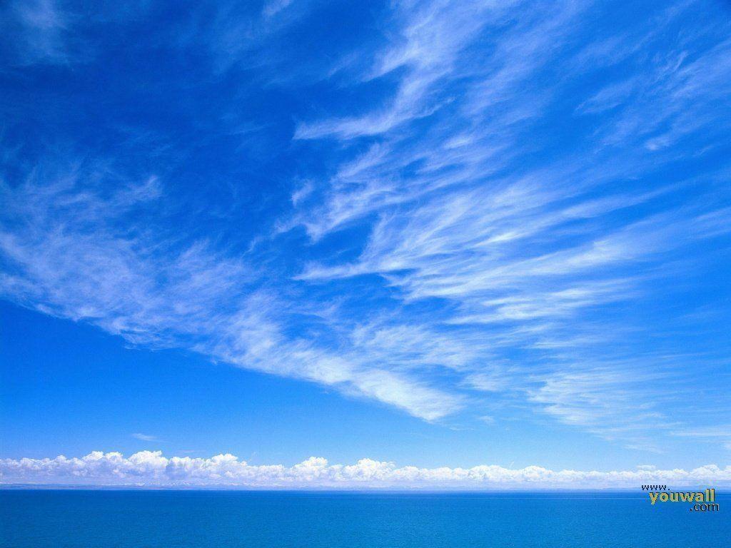Blue Sky Wallpapers - Wallpaper Cave