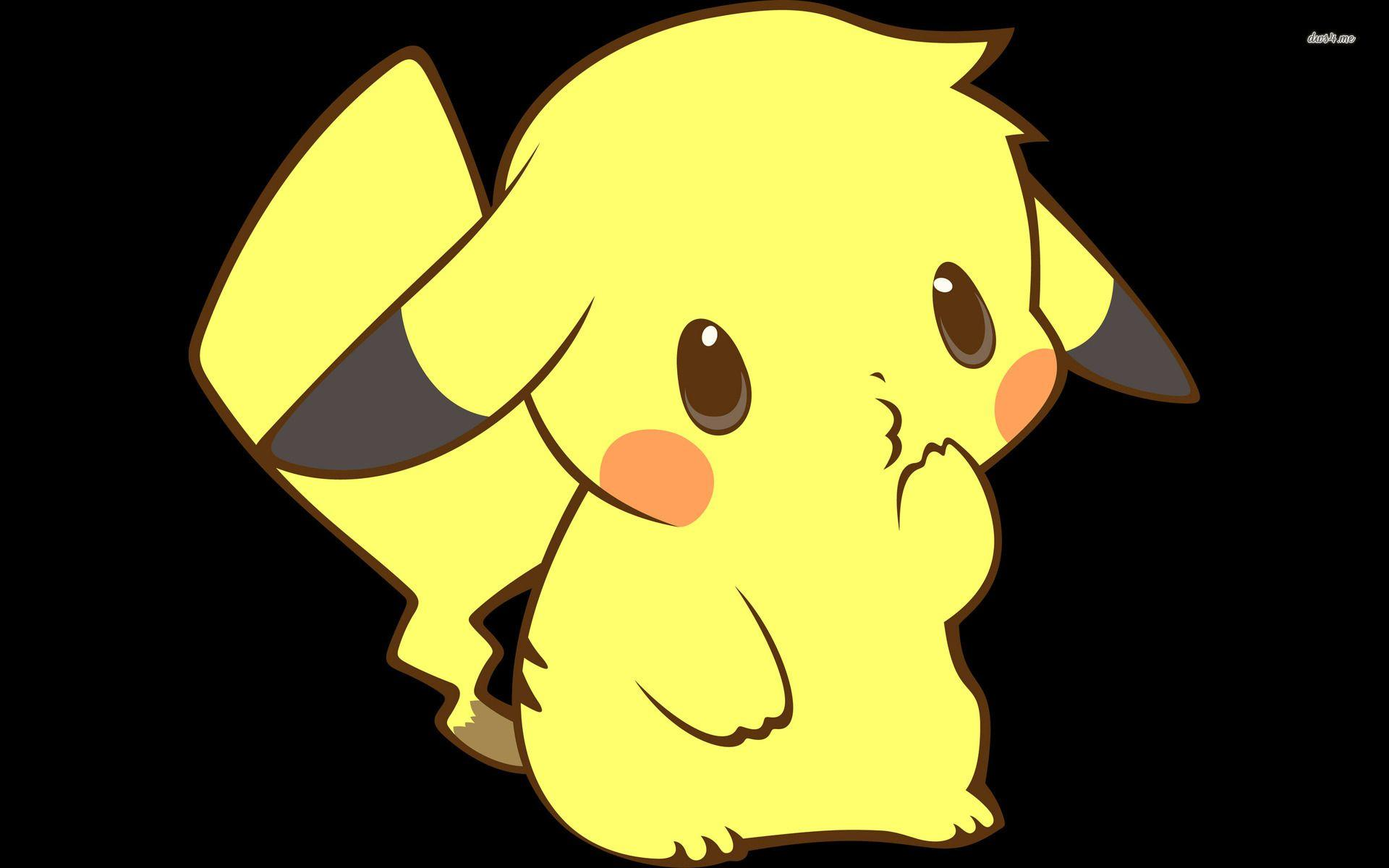 pikachu pokemon wallpaper - photo #32