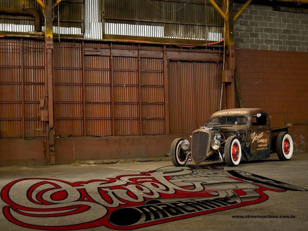Rat Rod Wallpapers - Wallpaper Cave