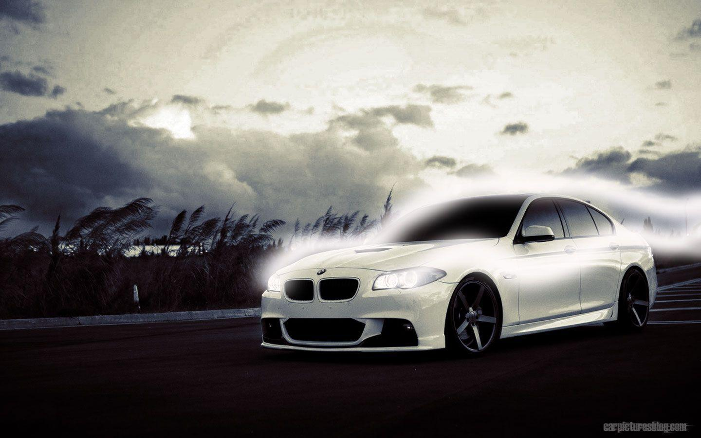 Wallpapers For > Bmw M5 White Wallpapers
