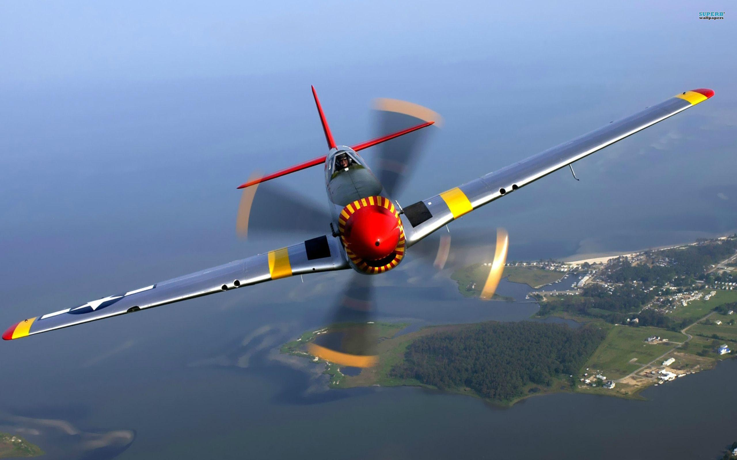 P 51 Mustang Wallpapers Hd Desktop 10 HD Wallpapers