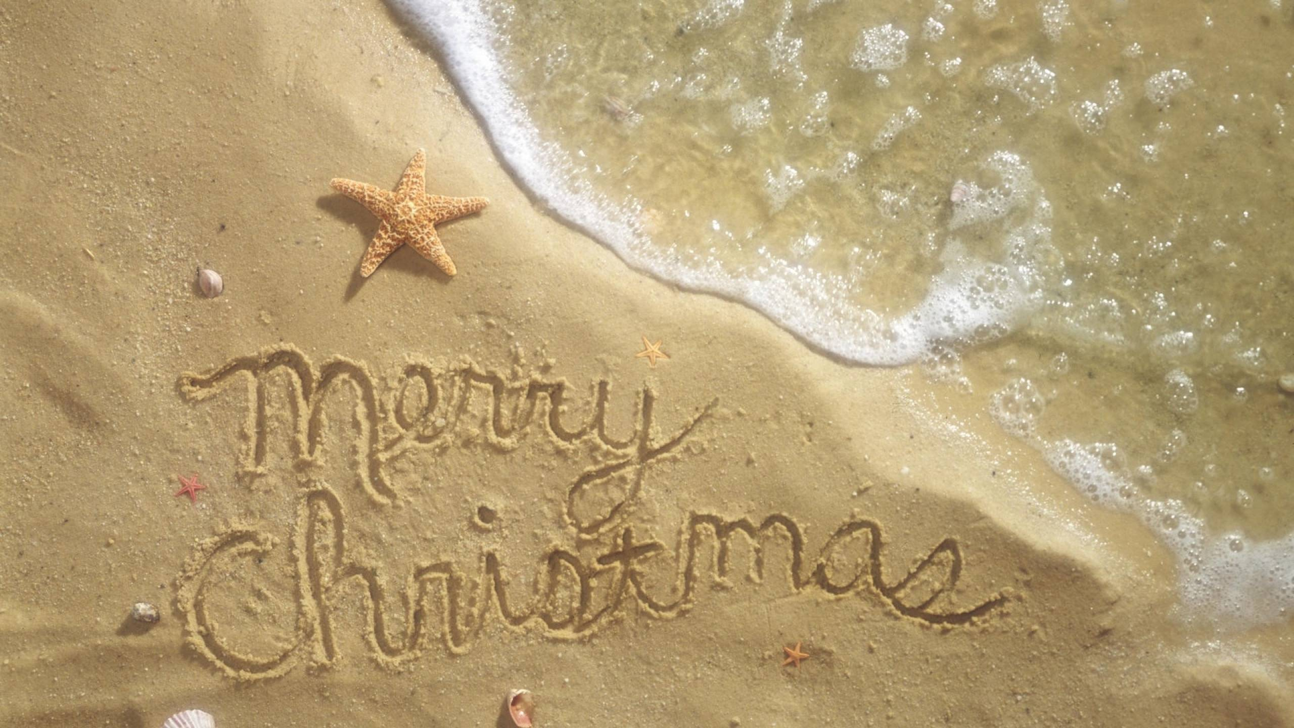 xmas stuff for tropical christmas wallpaper - Beach Christmas Pictures