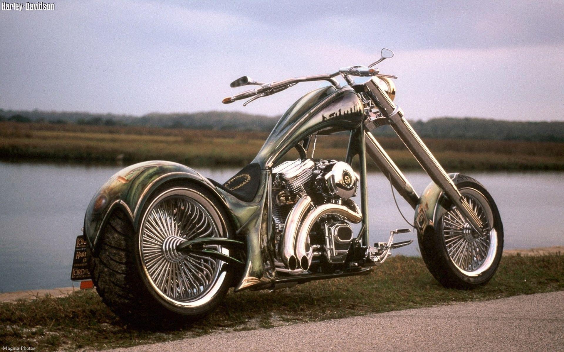 Imagenes De Motos Harley: Harley Davidson Motorcycles Wallpapers