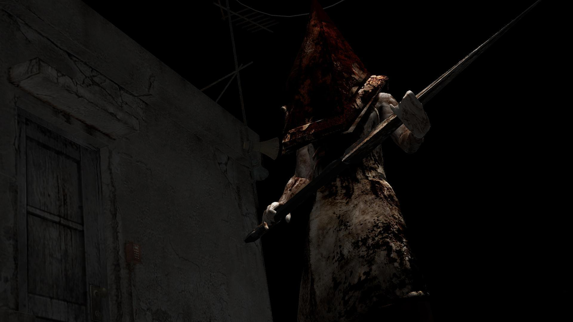 pyramid head wallpaper 1280x800 - photo #5