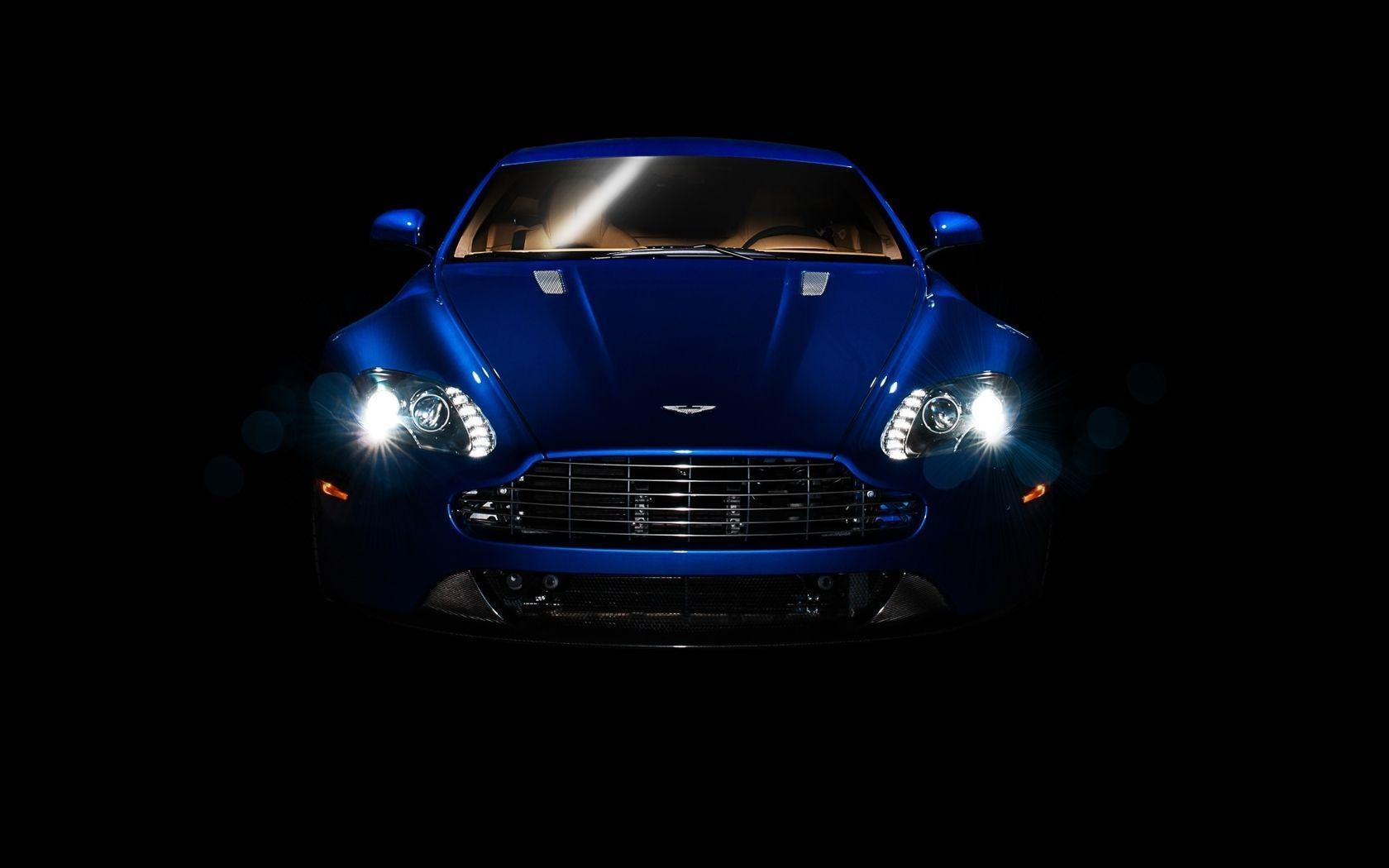 Aston martin blue car wallpapers in 1680×1050 resolution of 330720