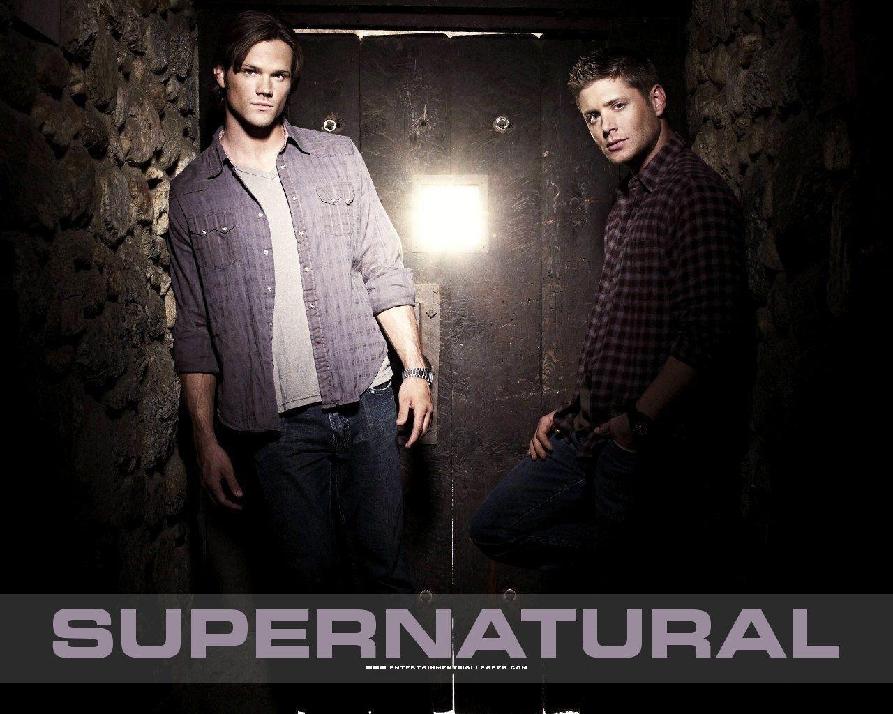 Supernatural wallpapers - Supernatural characters Wallpaper .