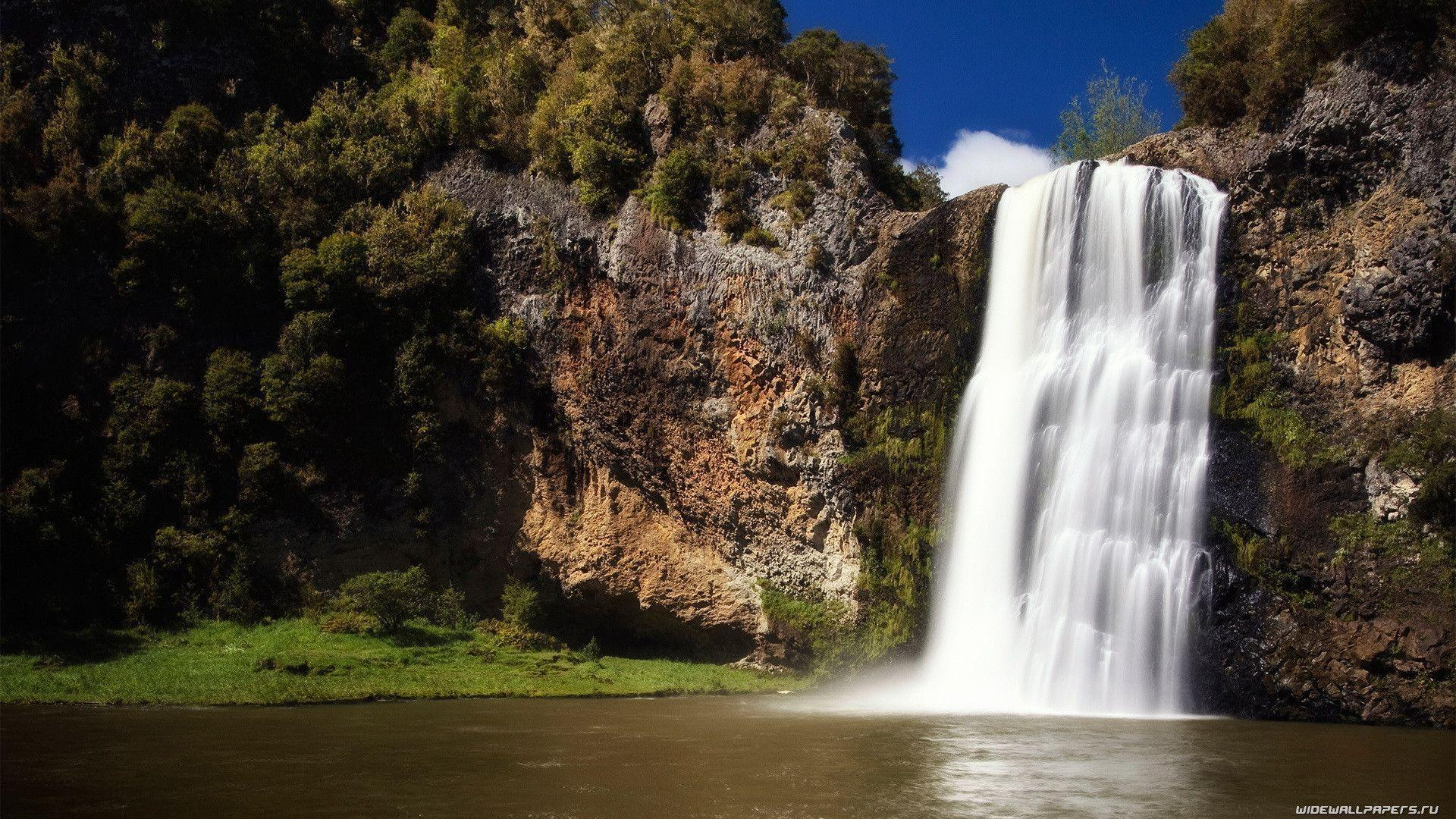 Hunua Falls wallpapers 50596