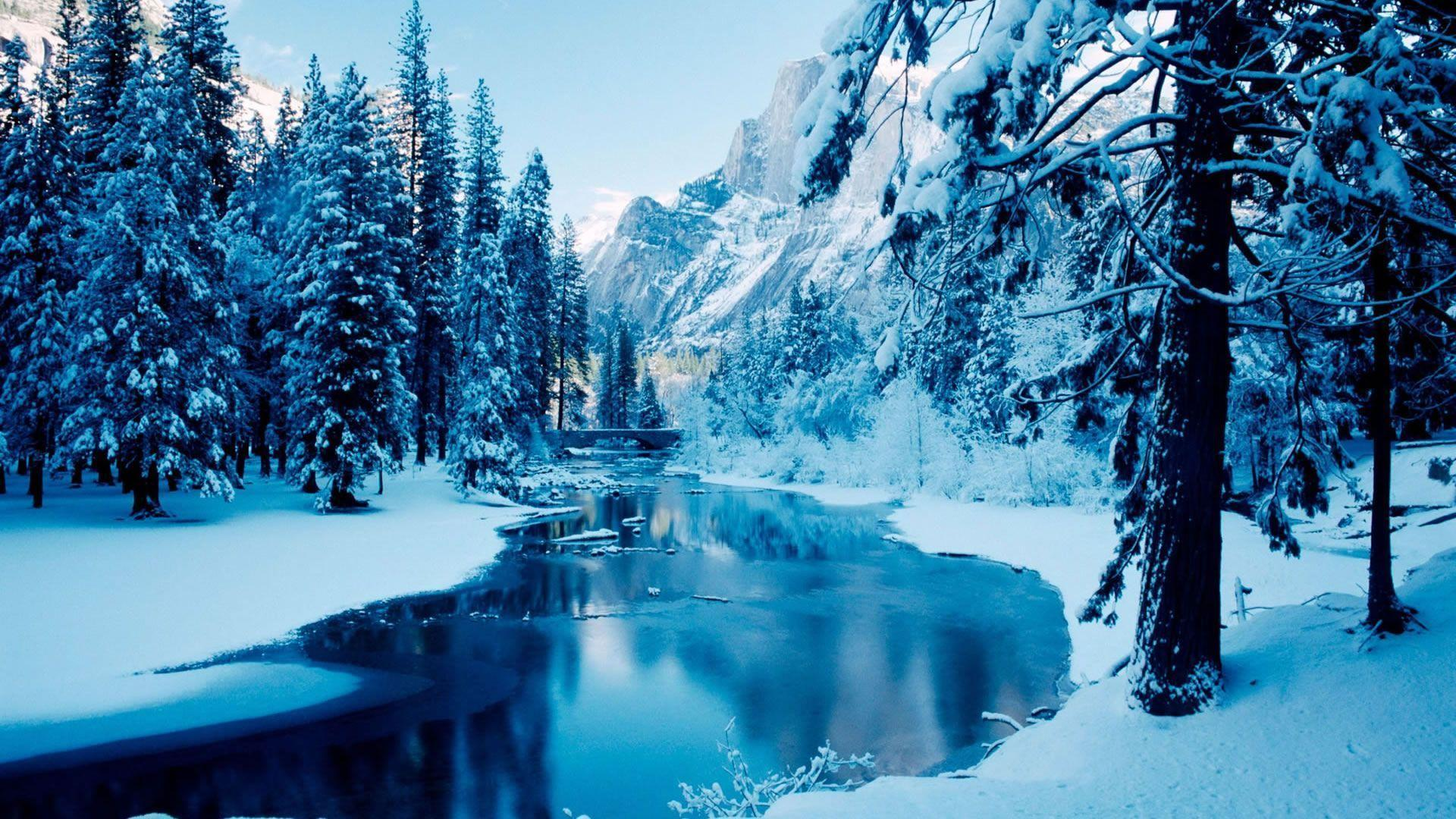 Winter Wallpaper 1920X1080 Hd 35544 Hd Wallpapers in Nature ...