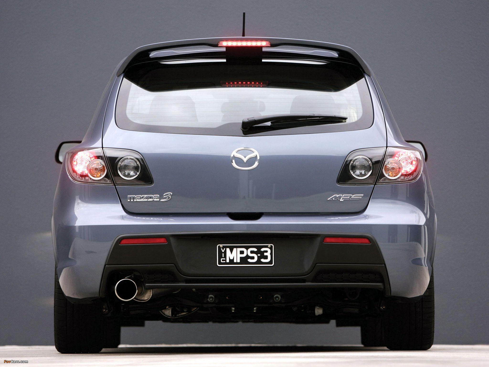 Mazdaspeed 3 Wallpapers - Wallpaper Cave