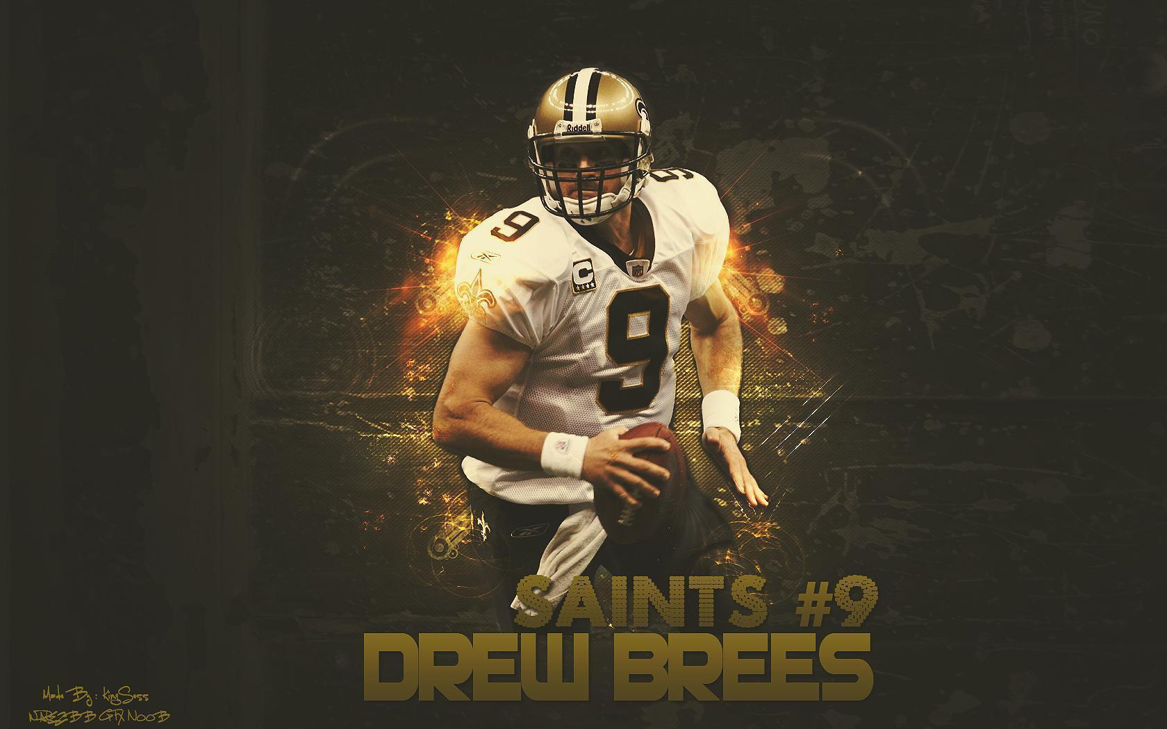 Drew Brees Wallpapers Wallpaper Cave