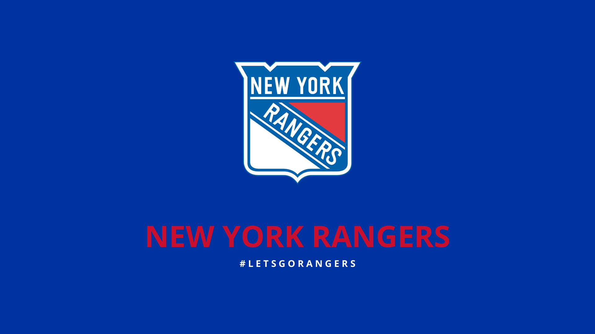 New York Rangers Backgrounds