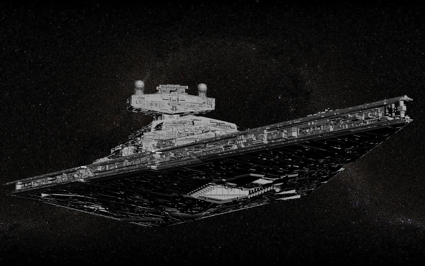 Imperial Star Destroyer HD image