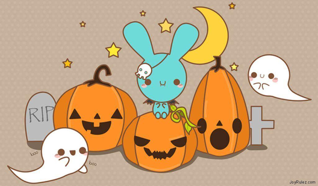 cute halloween wallpaper - photo #2