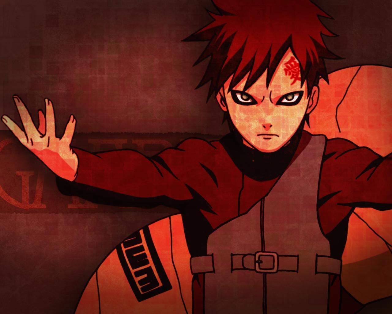 Naruto And Gaara Wallpapers - Wallpaper Cave