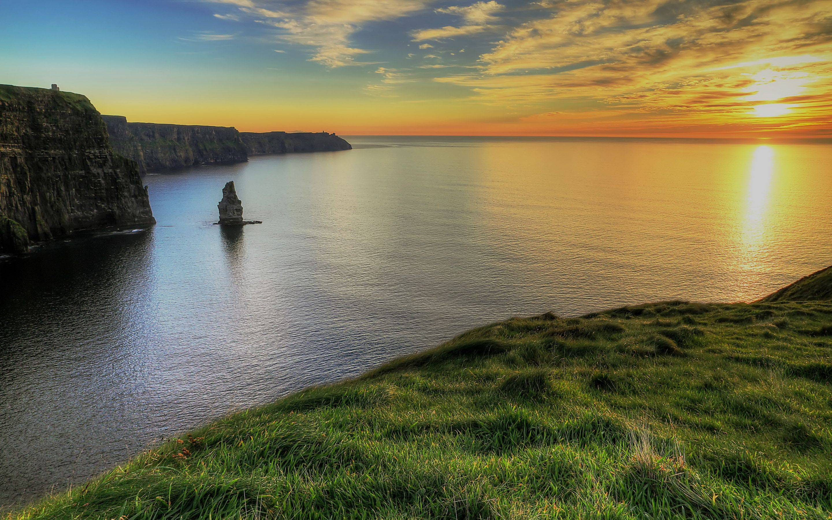 ireland desktop backgrounds wallpaper cave