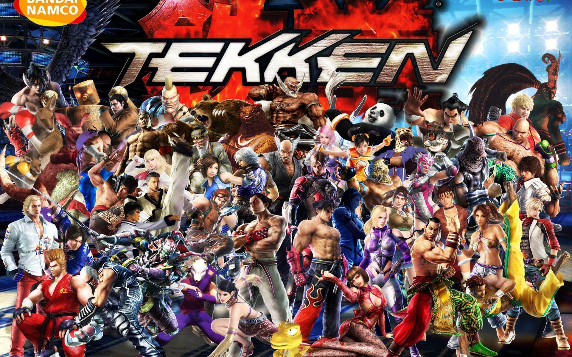 GenGAME Tekken 7 Announced At EVO 2014