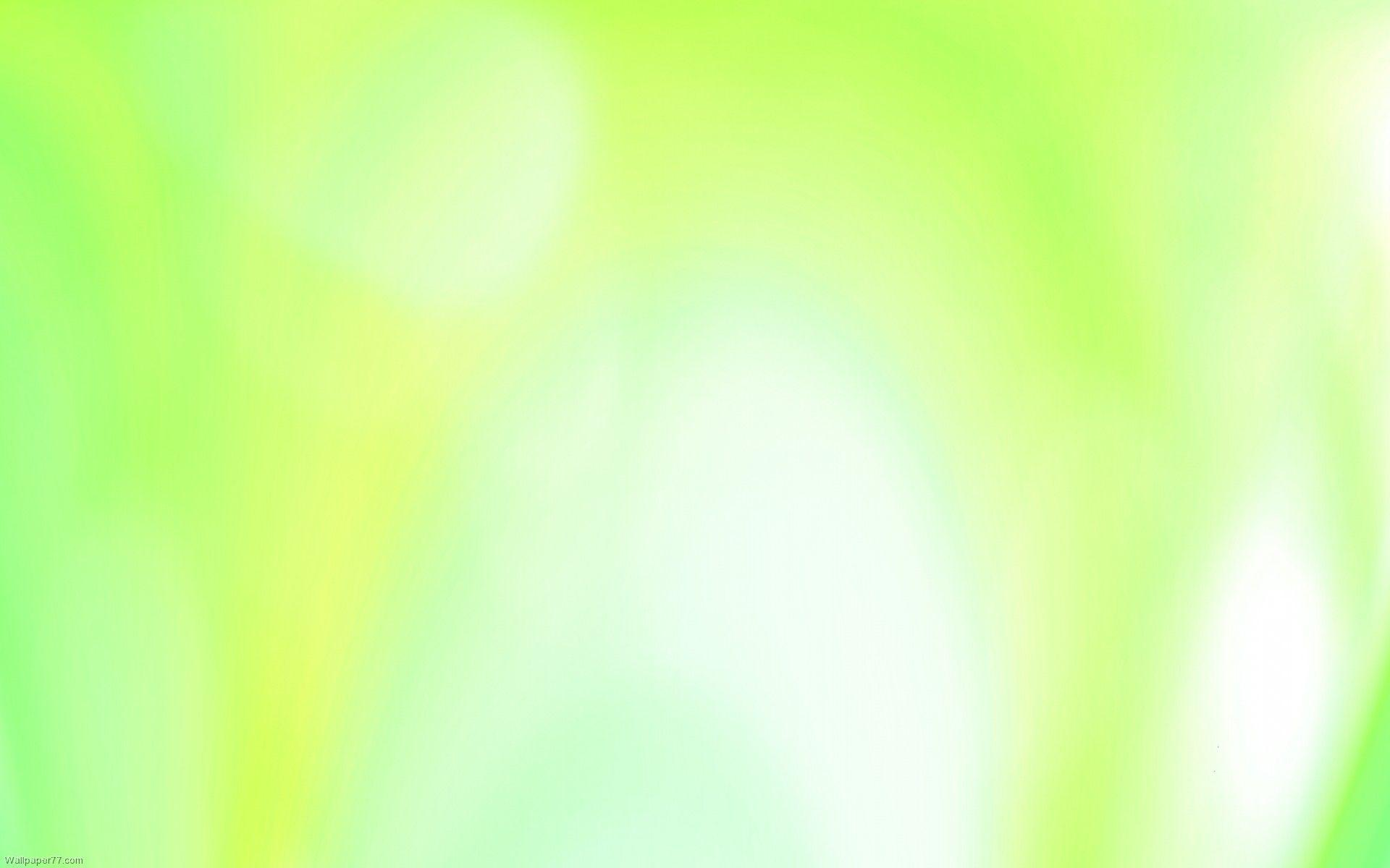 Free Light Green Abstract PowerPoint Template