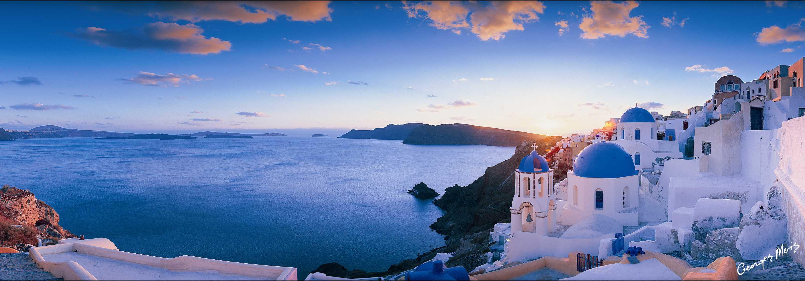 oia greece santorini wallpaper - photo #5