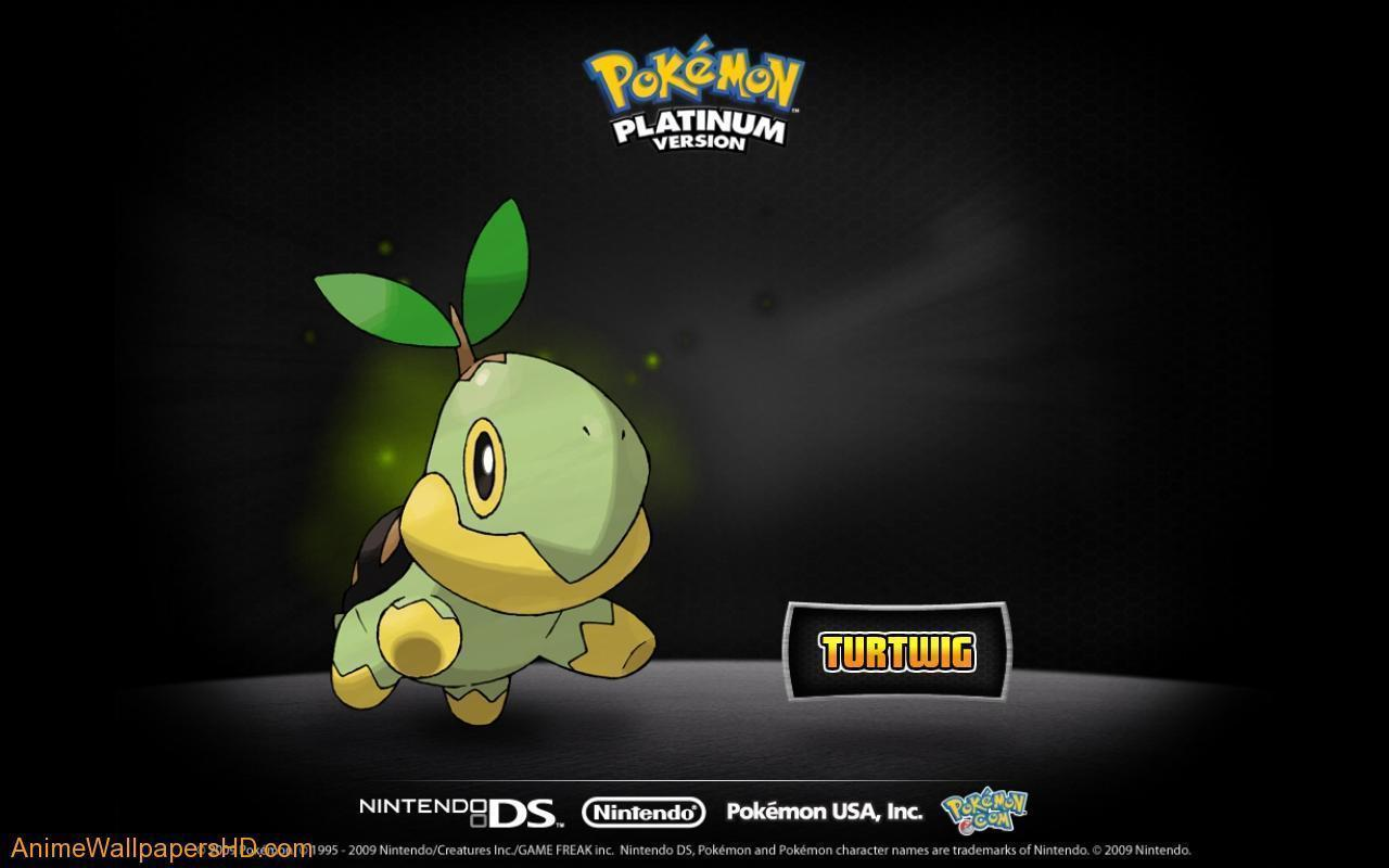 Turtwig Pokemon - Hd Wallpapers
