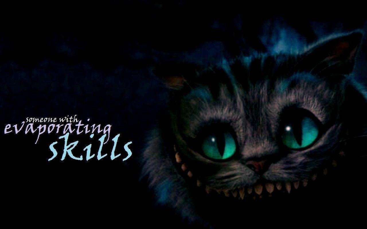 Cheshire Cat Backgrounds Wallpaper Cave