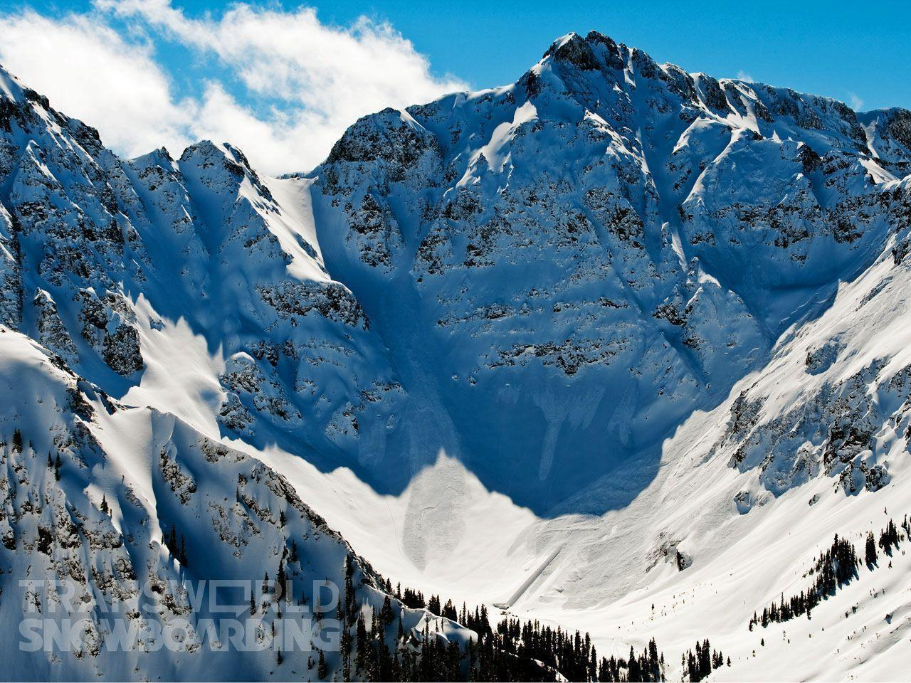 Snowboarding Desktop Backgrounds