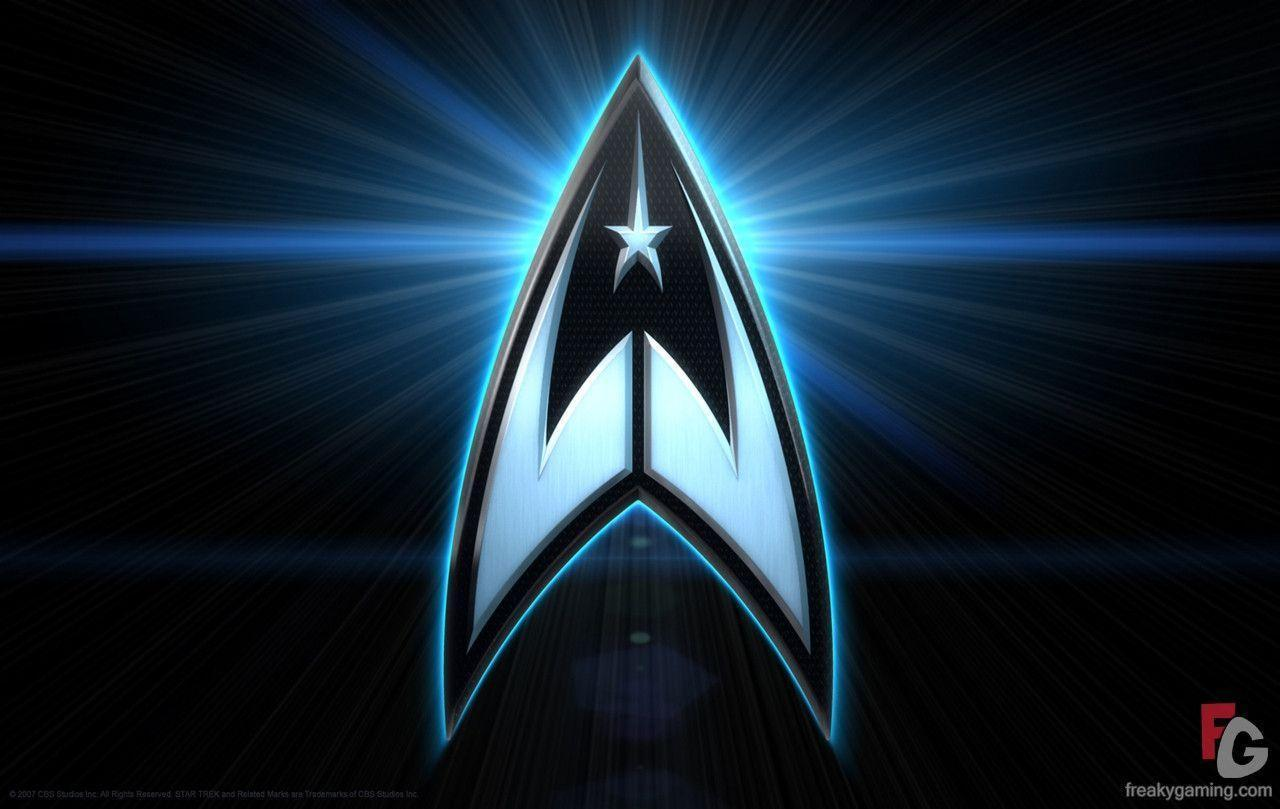 Star Trek Logo Wallpapers Wallpaper Cave