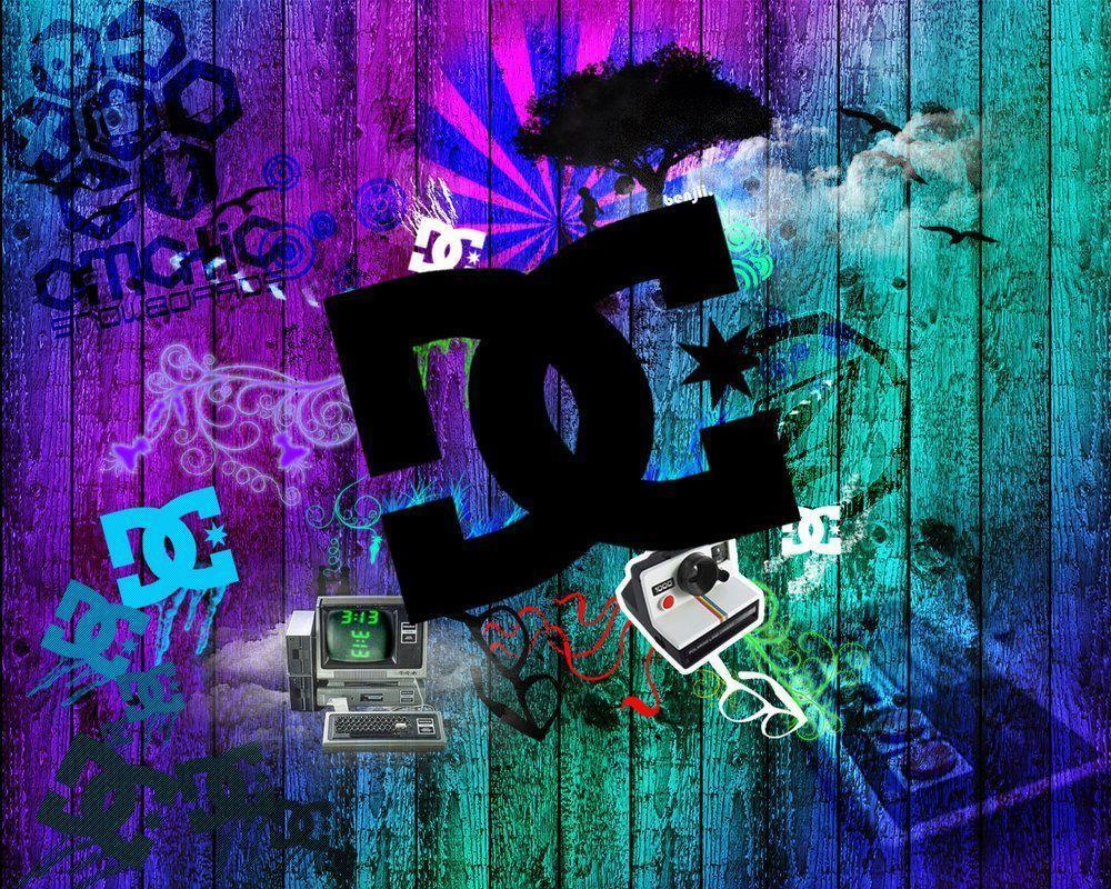 wallpapers DC shoes