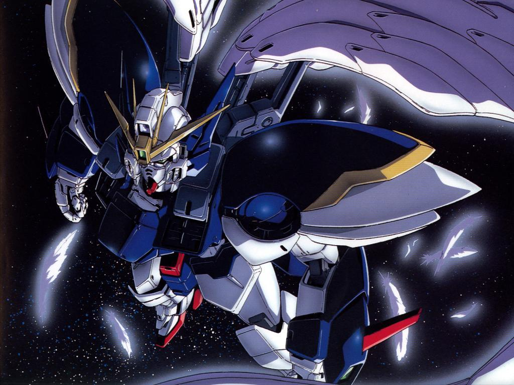 Gundam Wing Zero Wallpapers HD