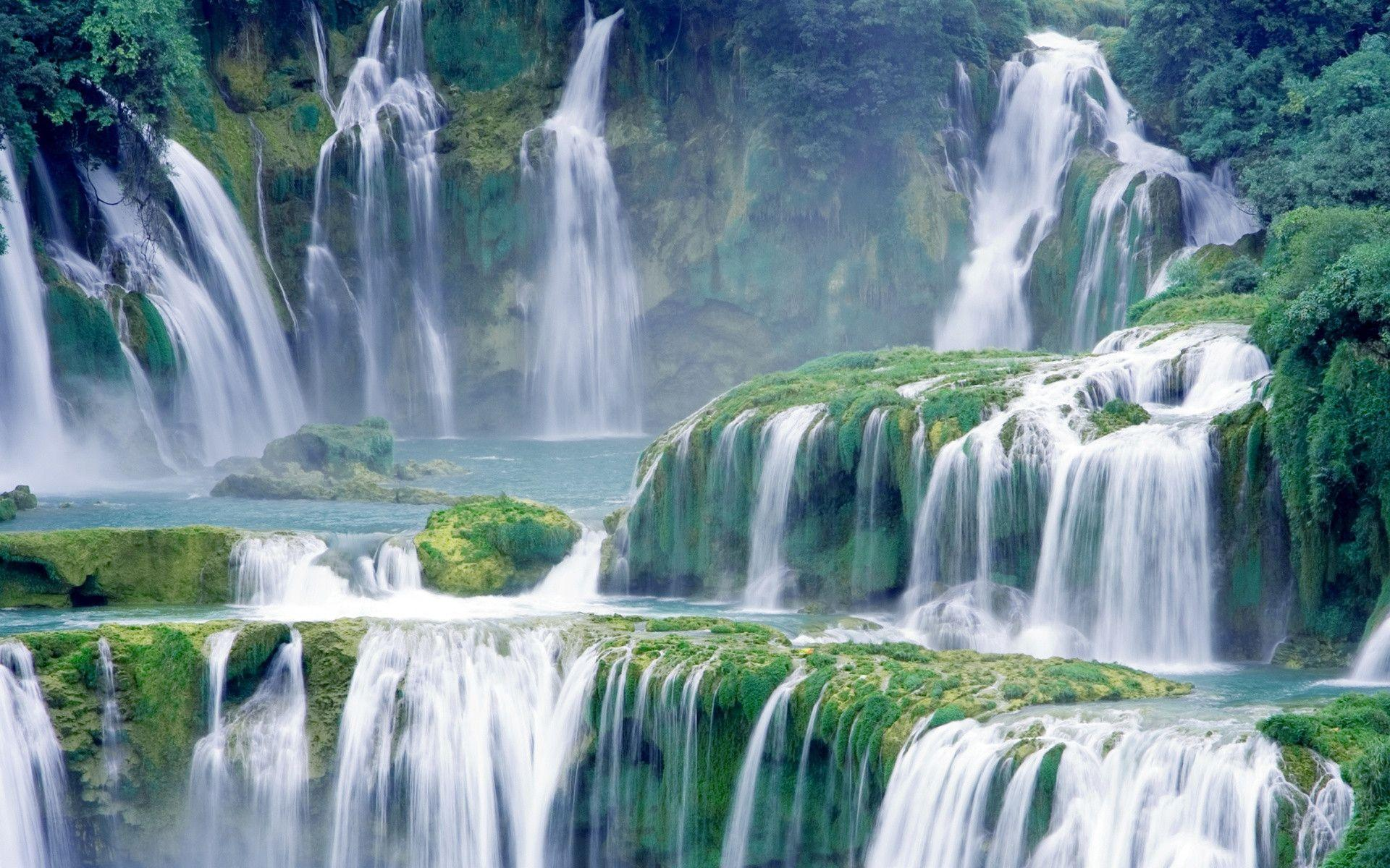 FunMozar – Waterfall Wallpapers