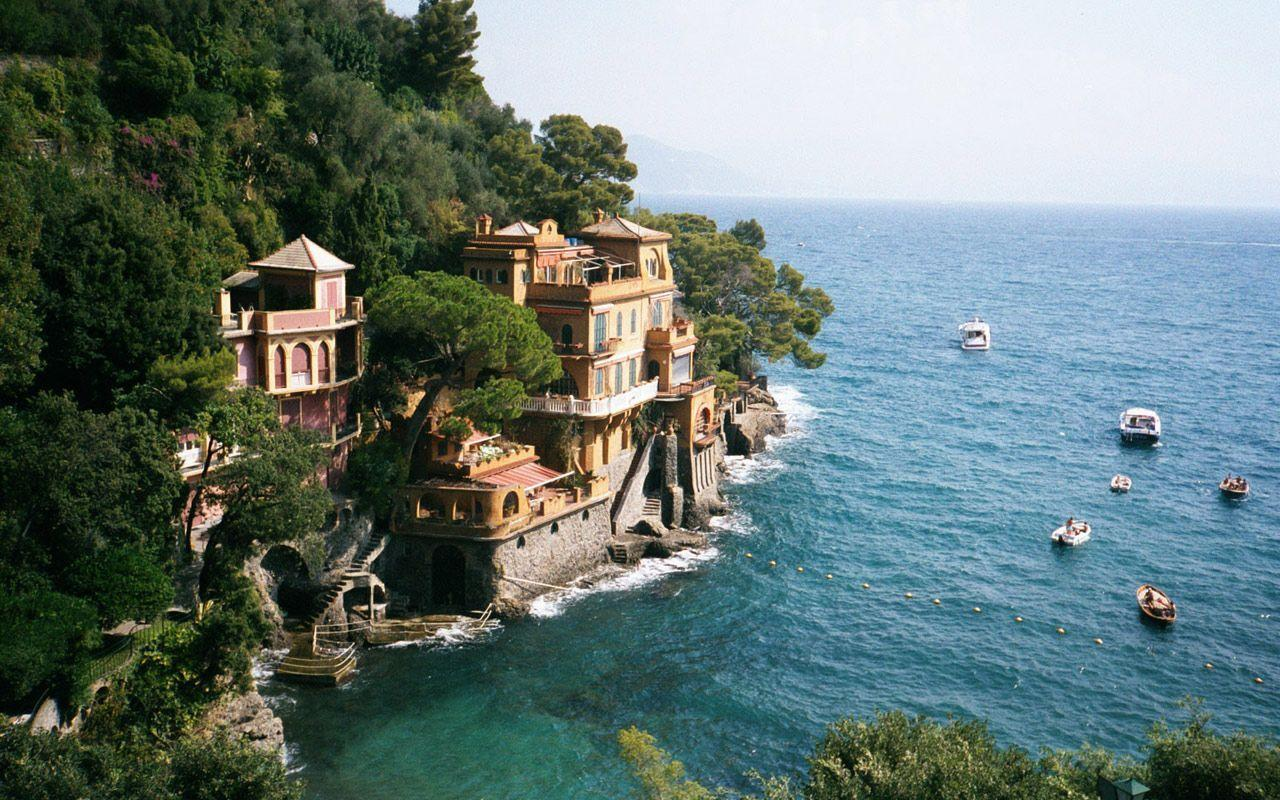 Italian Riviera Italy | Photo and Desktop Wallpaper