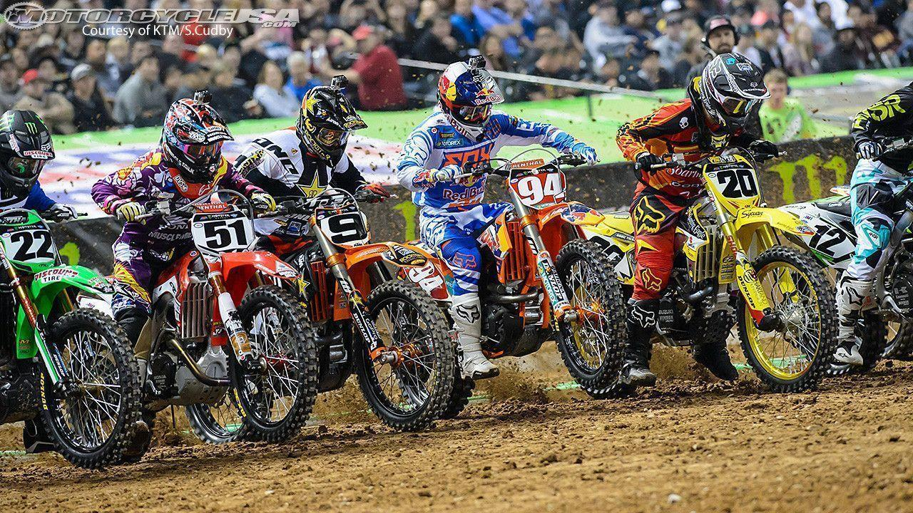 2015 Supercross Schedule Announced - Motorcycle USA