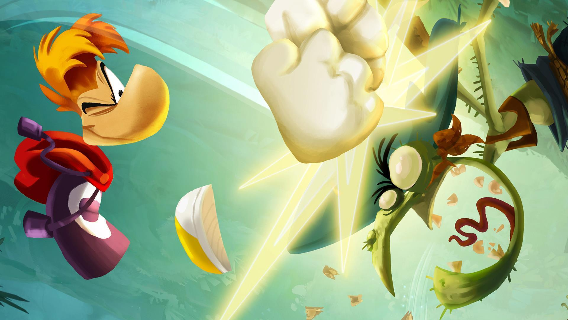 Pix For > Rayman Legends Wallpapers