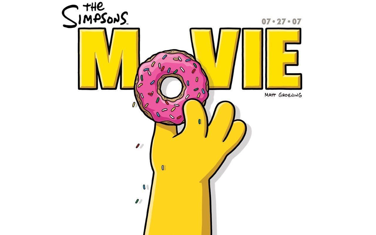 Simpsons Movie Wallpapers Wallpaper Cave