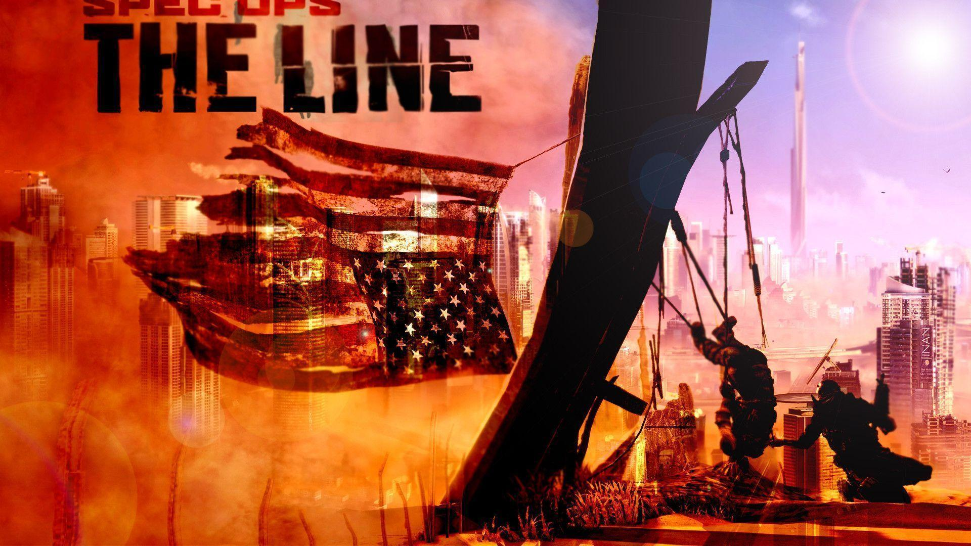 Pix For > Spec Ops The Line Wallpapers 1080p
