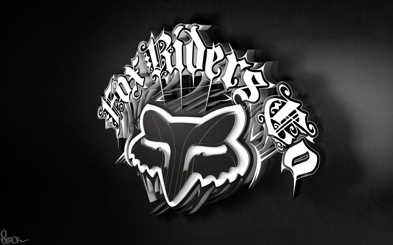 Beachwoods: Fox Racing logo  |Fox Racing Logo