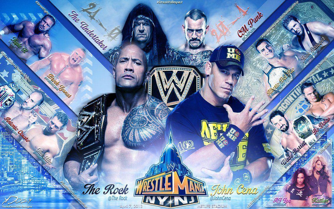pics for gt wrestlemania 29 logo wallpaper