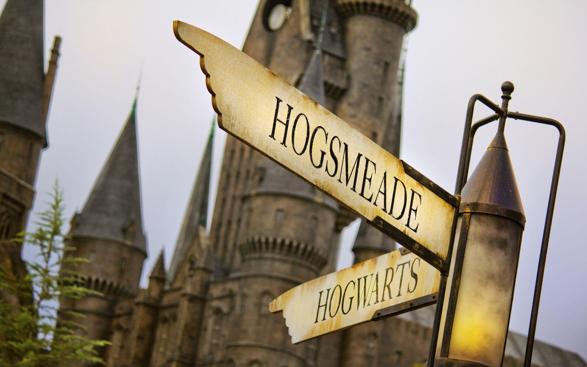 Harry Potter Desktop Background: Hogwarts Wallpapers