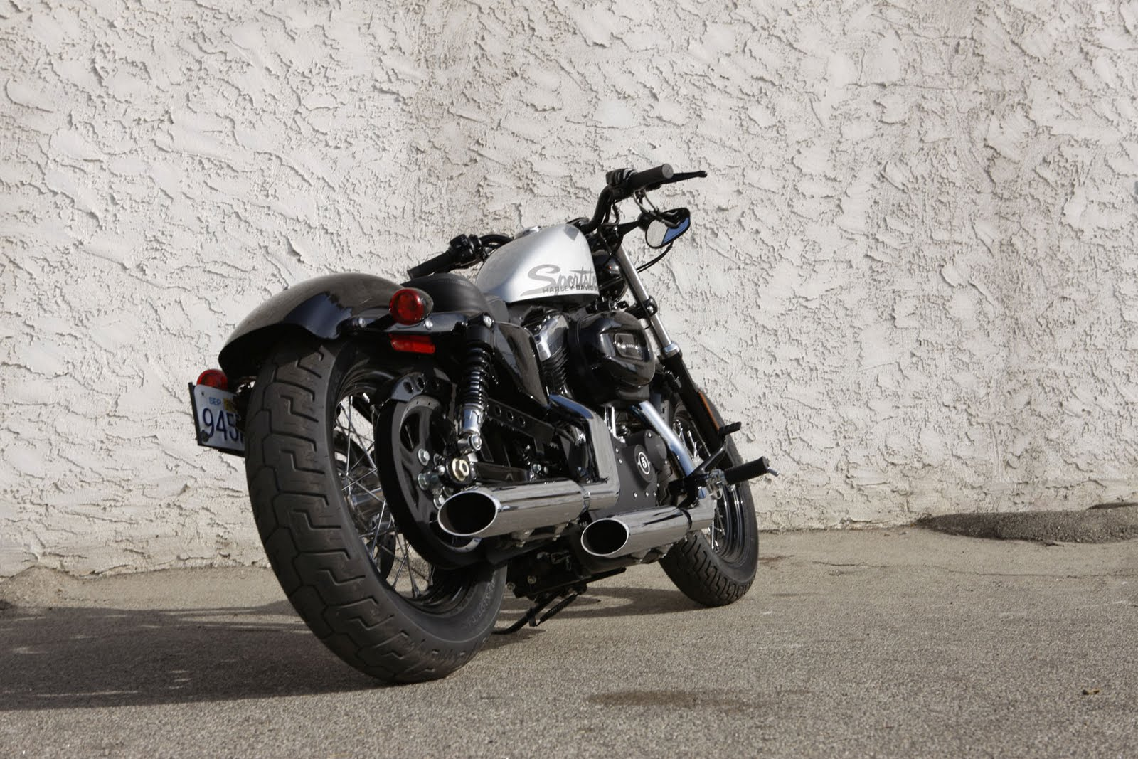 2010 Harley Davidson Sportster Forty Eight | Motorcycle Wallpapers .