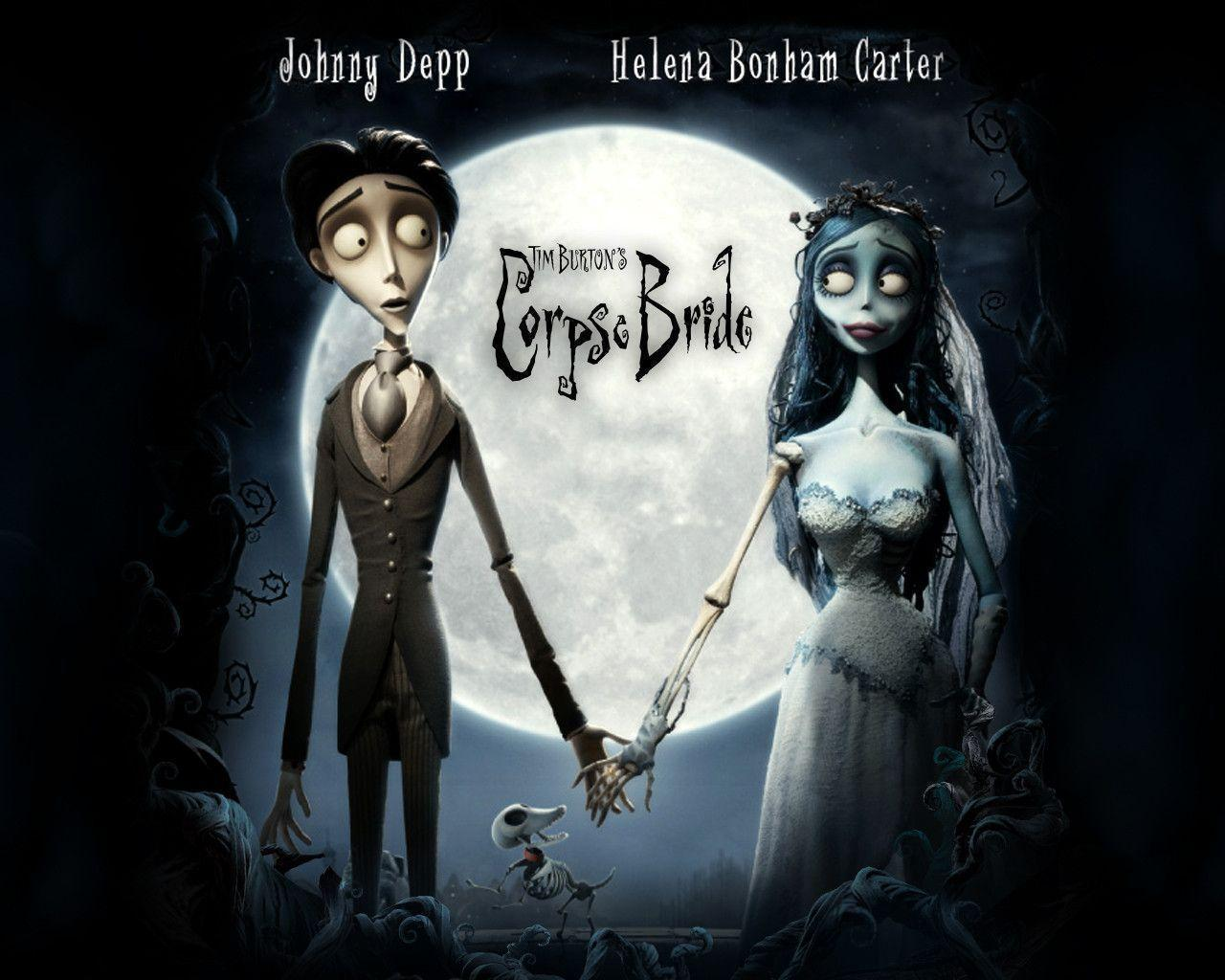 corpse bride movie wallpapers - photo #5